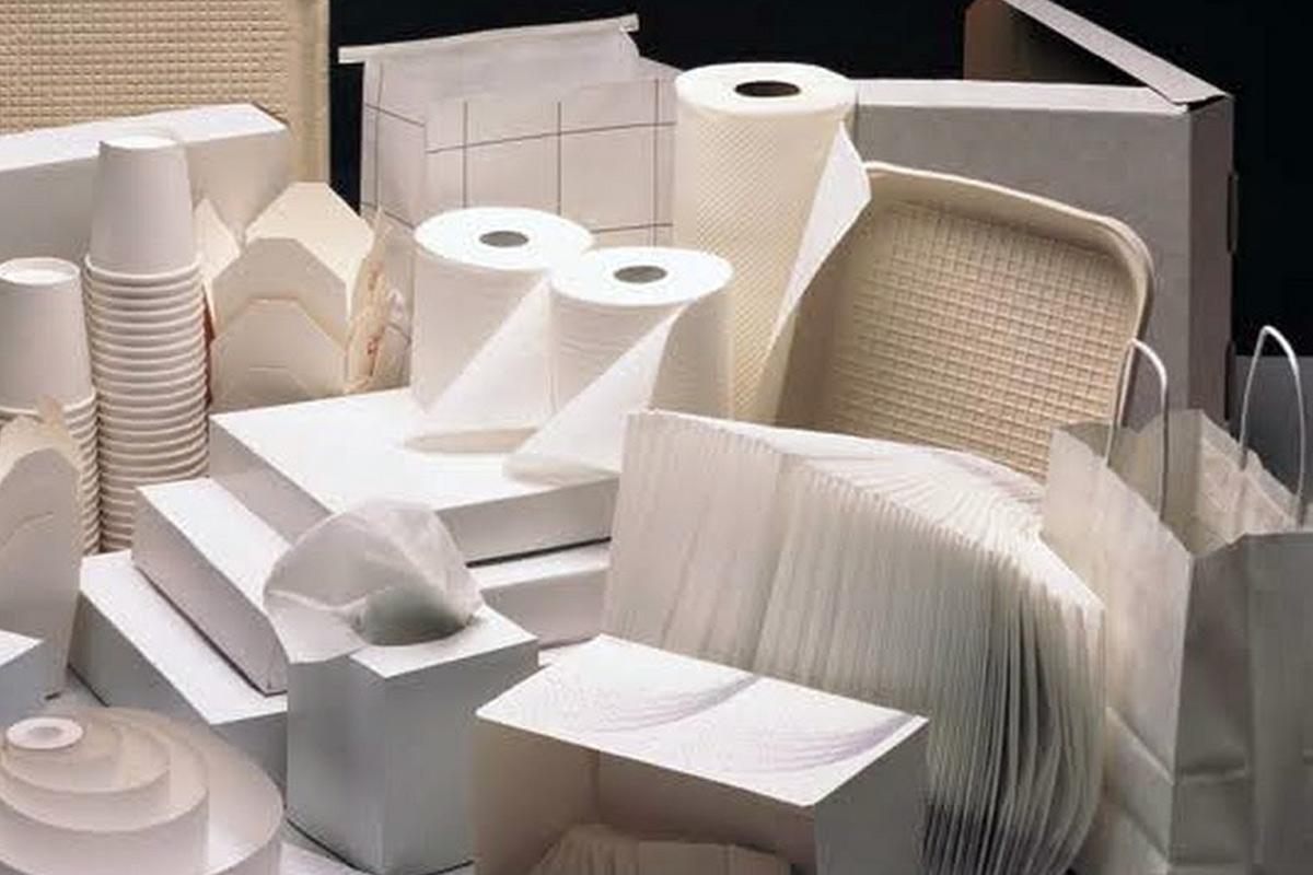Paper Products, Foam, Plastic/Produkto di Papel, Foam, Plèstik
