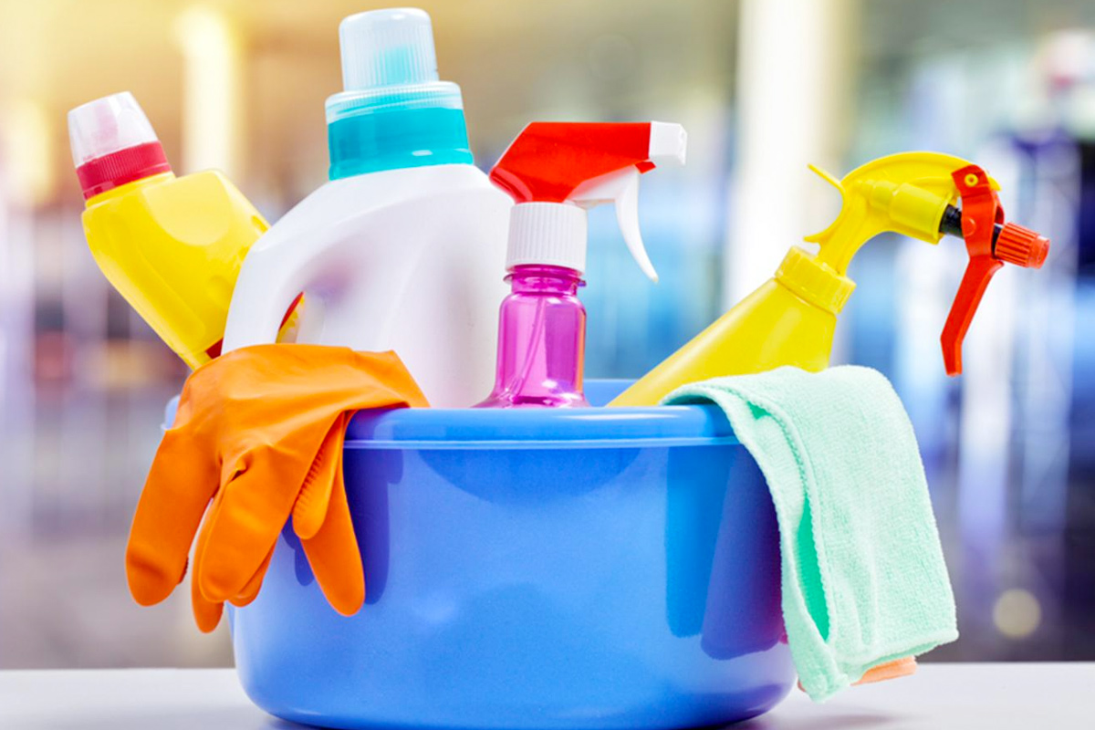 Household Cleaning Products/Produkto pa Limpia Kas